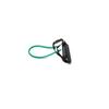 "Rehabilitation: Fabrication Enterprises - CanDo® Tubing with Handles Exerciser - 18"" - Green - Medium"