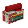 Rehabilitation: Fabrication Enterprises - CanDo® Latex Free Exercise Band - 6 Yard Roll - Red - Light
