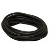 Rehabilitation: Fabrication Enterprises - Sup-R Tubing® - Latex Free Exercise Tubing - 25' Roll - Black - X-Heavy