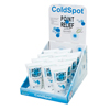 Fabrication Enterprises Point Relief® Coldspot™ - Gel Pump Bottle - 4 Ounce - 12-Piece Dispenser W/ Display Box - Case Of 12 FNT 11-0761-144