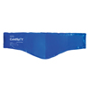 "Rehabilitation: Fabrication Enterprises - Relief Pak® Coldspot™ Blue Vinyl Pack - Neck Contour - 6"" x 23"""