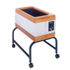 Rehabilitation: Fabrication Enterprises - Dickson® Paraffin Bath - Pb-105 With Mobile Stand And 50 Lb Of Paraffin