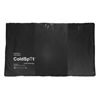 "Rehabilitation: Fabrication Enterprises - Relief Pak® Coldspot™ Black Urethane Pack - Oversize - 11"" x 24"""