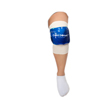 """Rehabilitation: Fabrication Enterprises - Relief Pak® Cold n' Hot® Donut® Compression Sleeve - Large (For 15"""" - 21"""" Circumference)"""