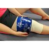 "Rehabilitation: Fabrication Enterprises - Relief Pak® Cold n' Hot® Donut® Compression Sleeve - x-Large (For 21"" - 28"" Circumference)"
