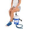 Fabrication Enterprises AirCast® CryoCuff® - Medium Foot with Gravity Feed Cooler FNT11-1552