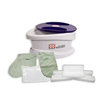 Fabrication Enterprises WaxWel® Paraffin Bath - Standard Unit Includes: 100 Liners, 1 Mitt, 1 Bootie and 6 lb. Unscented Paraffin FNT 11-1600