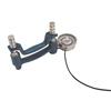 Fabrication Enterprises Baseline® Hand Dynamometer - 200 lb. Dial Gauge and Analog Output Signal FNT12-0021