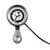 Fabrication Enterprises Baseline® Pinch Gauge - Hydraulic - 50 lb. Dial Gauge and Analog Output Signal FNT12-0023