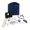 "Rehabilitation: Fabrication Enterprises - PT Student Kit with Standard Items. 72"" Gait Belt"