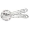 Fabrication Enterprises Baseline® Plastic Goniometer - 360 Degree Head - 8 Arms FNT 12-1001