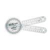 Fabrication Enterprises Baseline® Plastic Goniometer - HiRes™ 360 Degree Head - 8 Arms FNT 12-1001HR