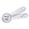 Fabrication Enterprises Baseline® Plastic Goniometer - HiRes™ 360 Degree Head - 6 Arms FNT 12-1002HR