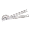 Fabrication Enterprises Baseline® Plastic Goniometer - Pocket Style - 180 Degree Head - 6 Arms FNT 12-1005