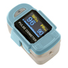 respiratory: Fabrication Enterprises - Baseline® Fingertip Pulse Oximeter, Deluxe