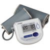Pressure Monitoring Blood Pressure Monitors: Fabrication Enterprises - Blood Pressure Cuff and Pulse - Deluxe Auto Inflate Blood, Wide Cuff