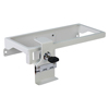 Fabrication Enterprises Detecto, Metal Sharps Container Holder with Accessory Rail for Whisper Cart FNT 12-2409
