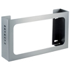 Fabrication Enterprises Detecto, Glove Box Holder, Wall Mount, 3 Boxes, Stainless Steel FNT 12-2428