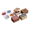 Fabrication Enterprises Allen Diagnostic Module Recessed Tile Boxes, Pack of 6 FNT 12-3162