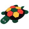 Fabrication Enterprises Allen Diagnostic Module Felt Turtle, Pack of 6 FNT 12-3165