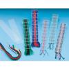 Fabrication Enterprises Allen Diagnostic Module Metallic Cord Bargello Bookmarks, Pack of 6 FNT 12-3171