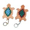 Fabrication Enterprises Allen Diagnostic Module Turtle Key Ring, Pack of 12 FNT 12-3176