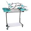 Fabrication Enterprises Kinetec® CPM Cart, 27.5 L x 14.5 W x 29.5 H FNT 13-1148
