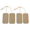 Fabrication Enterprises FabStim® Electrode, 2 x 3.5 Rectangle, Pack of 4 FNT 13-1293-1