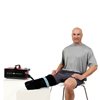 Fabrication Enterprises Game Ready® Wrap - Lower Extremity - Below Knee - Traumatic Amputee - Large FNT 13-2510