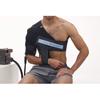 "Rehabilitation: Fabrication Enterprises - Game Ready® Wrap - Upper Extremity - Right Shoulder - Medium (33-45"" Chest)"
