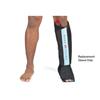 Rehabilitation: Fabrication Enterprises - Game Ready® Additional Sleeve - Lower Extremity - Half Leg Boot - Large