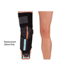 Rehabilitation: Fabrication Enterprises - Game Ready® Additional Sleeve - Lower Extremity - Knee Articulated - One Size