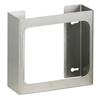 Fabrication Enterprises Clinton, Glove Box Holder, Double Stainless Steel FNT 13-3466