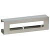 Fabrication Enterprises Clinton, Glove Box Holder, Double Slimline Stainless Steel FNT 13-3467