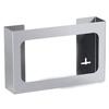 Fabrication Enterprises Clinton, Glove Box Holder, Triple Stainless Steel FNT 13-3468