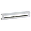 Fabrication Enterprises Clinton, Glove Box Holder, Triple Slimline Stainless Steel FNT 13-3469