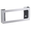 Fabrication Enterprises Clinton, Glove Box Holder, Quad Stainless Steel FNT 13-3470