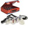 Fabrication Enterprises 17 Piece Acu-Magnetic Cup Set FNT 14-1480