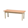 Fabrication Enterprises Wooden Treatment Table - Standard, Upholstered, 72 L X 24 W X 30 H FNT 15-1010