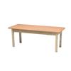 Fabrication Enterprises Wooden Treatment Table - Standard, Upholstered, 78 L X 30 W X 30 H FNT 15-1013
