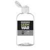 Fabrication Enterprises Germ War, Hand Sanitizer, Flip Cap, 4.7oz (140ml), Each FNT 15-1165-1