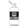 Fabrication Enterprises Germ War, Hand Sanitizer, Flip Cap, 4.7oz (140ml), Case of 100 FNT 15-1165-100