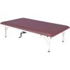 Fabrication Enterprises Bariatric Mat Platform Table - Hand Crank, Steel Frame, 84 L X 48 W X 20 - 30 H, 900 Lb. Weight Capacity FNT 15-1558