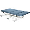 Fabrication Enterprises Armedica Treatment Table - Motorized Bariatric Hi-Lo, 3 Section, 40 wide, Non-Elevating Center FNT 15-1708