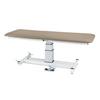 Fabrication Enterprises Armedica Treatment Table - Motorized Pedestal Hi-Lo, 1 Section, 220V FNT 15-1736B