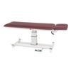 Fabrication Enterprises Armedica Treatment Table - Motorized Pedestal Hi-Lo, 2 Section, 220V FNT 15-1737B