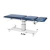 Fabrication Enterprises Armedica Treatment Table - Motorized Pedestal Hi-Lo, 3 Section, Elvat. Cntr Section, 220V FNT 15-1739B