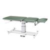 Fabrication Enterprises Armedica Treatment Table - Motorized Pedestal Hi-Lo, 4 Section, 3 Piece Head Section FNT 15-1742