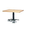 Fabrication Enterprises Electric Hi-Lo Work Table, 48 x 60, 220V, Crated FNT 15-3255B