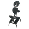 Fabrication Enterprises Portable Massage Chair - Black FNT 15-3730BLK